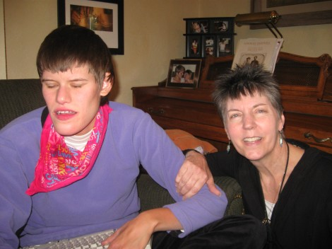 Karly and Susan Norwell